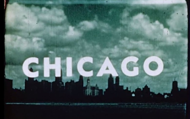 Footage Offers Glimpse of 1940s Chicago