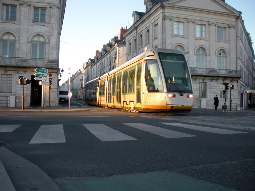 Mobility & Urbanization Policies in France