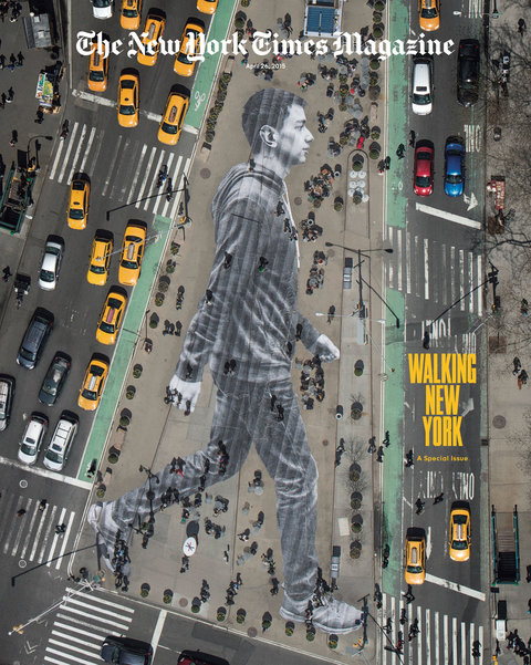 Walking New York City – Urban Art at its Best