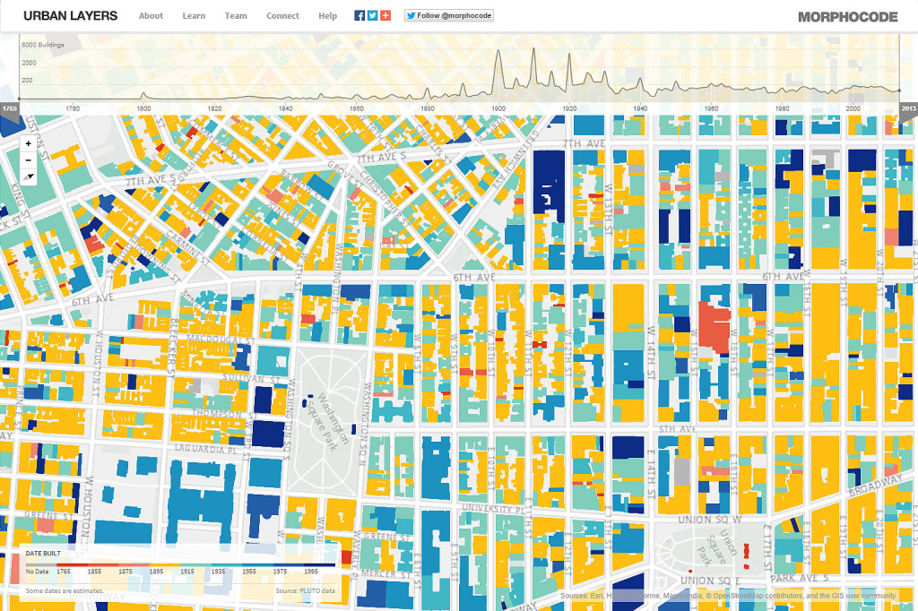 MORPHOCODE Shows Us NYC In A New Light