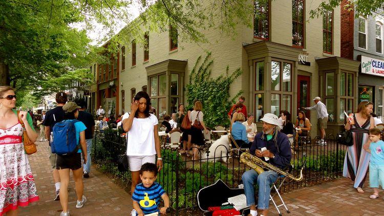 Mixed-use Neighborhoods