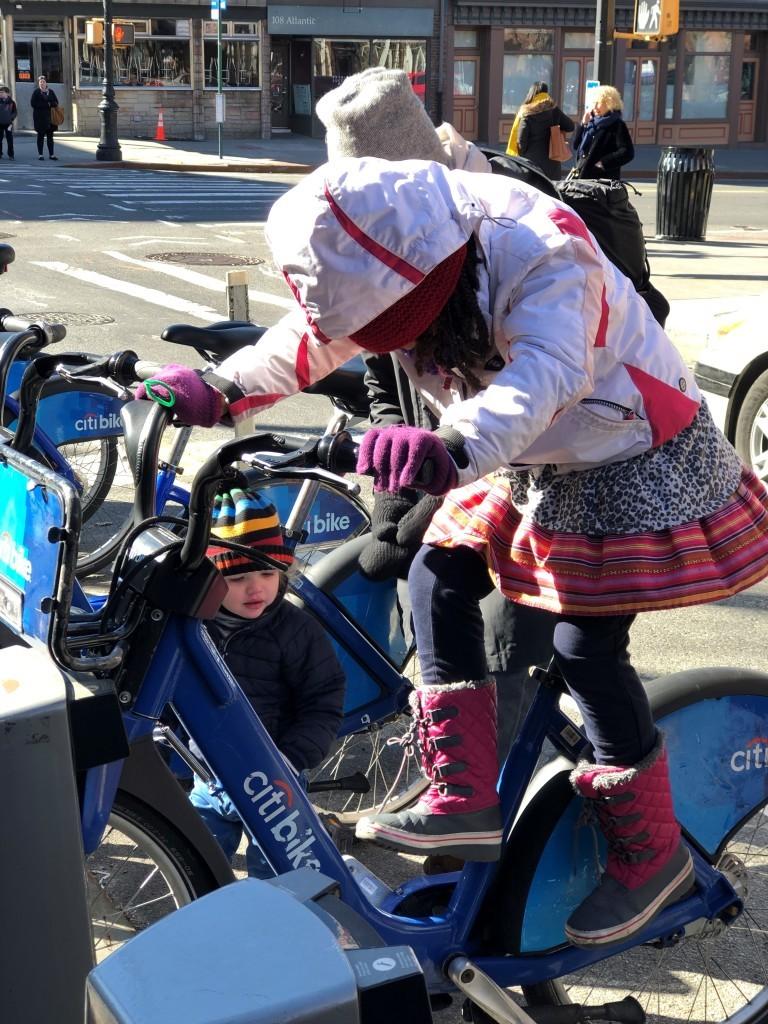 Testing Citi Bikes